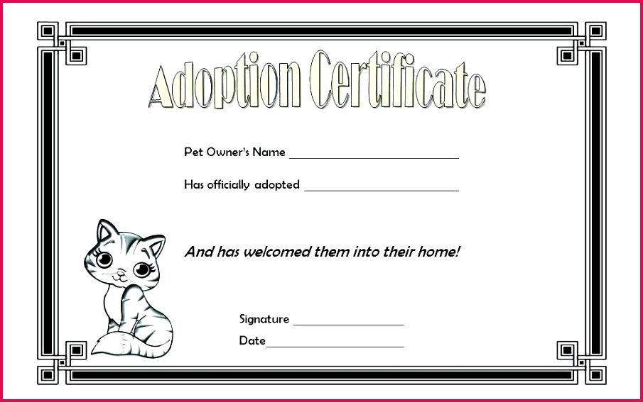cat birth certificate template for adoption templates best of official down birth certificate template certificate translation template new official blank birth what is certificate temp