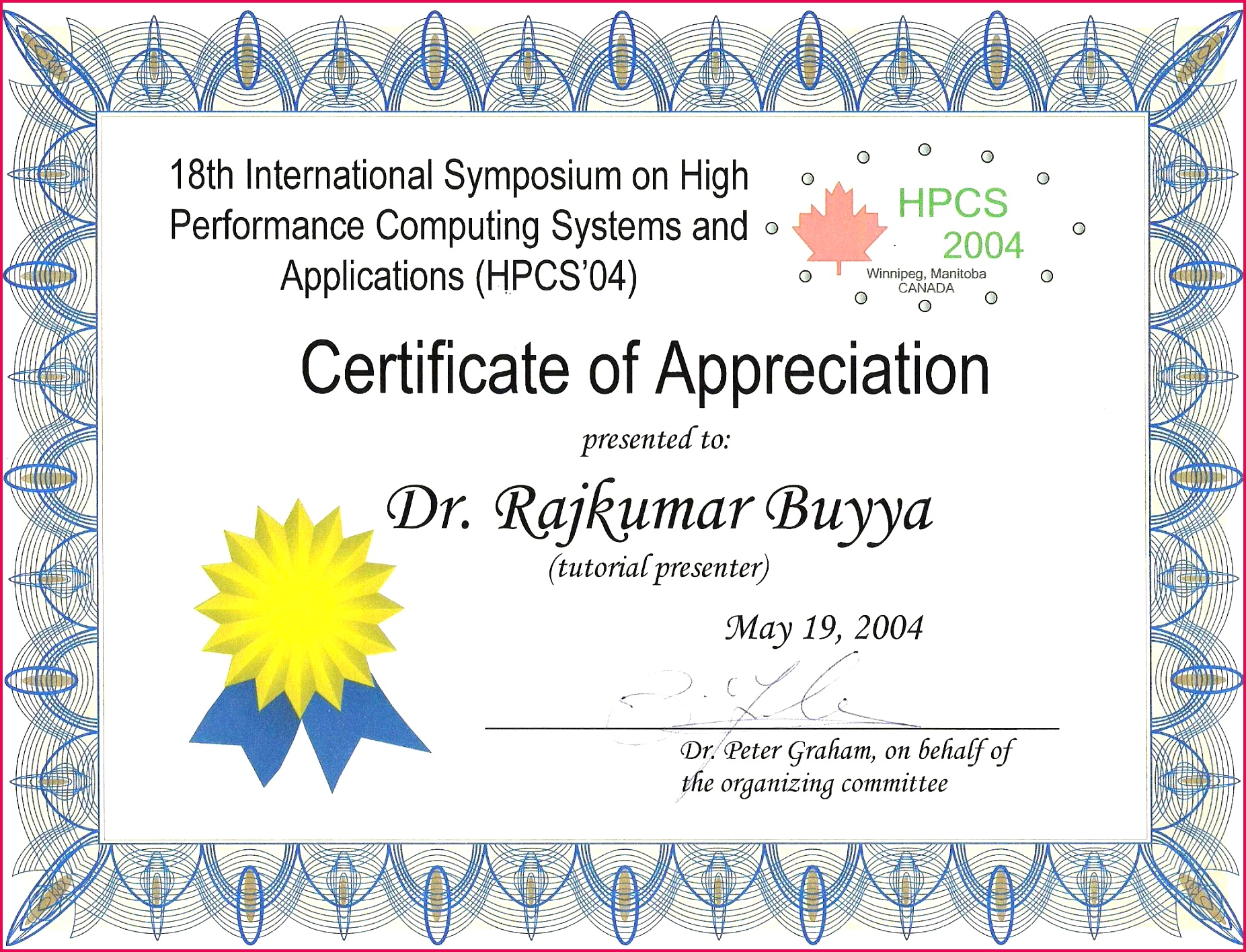 powerpoint certificate of appreciation of powerpoint certificate of appreciation exclusive example certificate appreciation for guest speaker